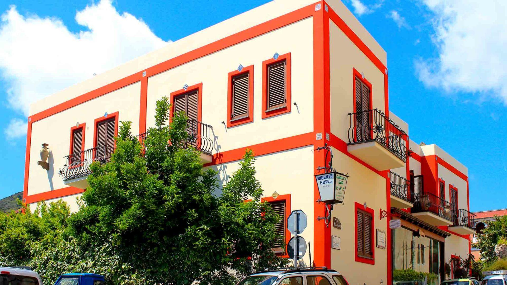 Hotel Oriente Lipari