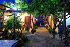 Vista Esterna Hotel Oriente Lipari